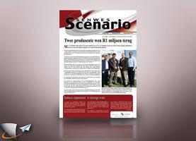 Senwes Scenario magazine by Infoworks