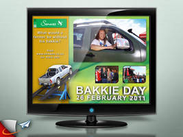 Senwes Bakkie day screen saver by Infoworks