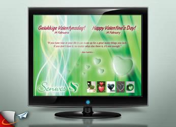 Senwes Feb 2010 screen saver by Infoworks