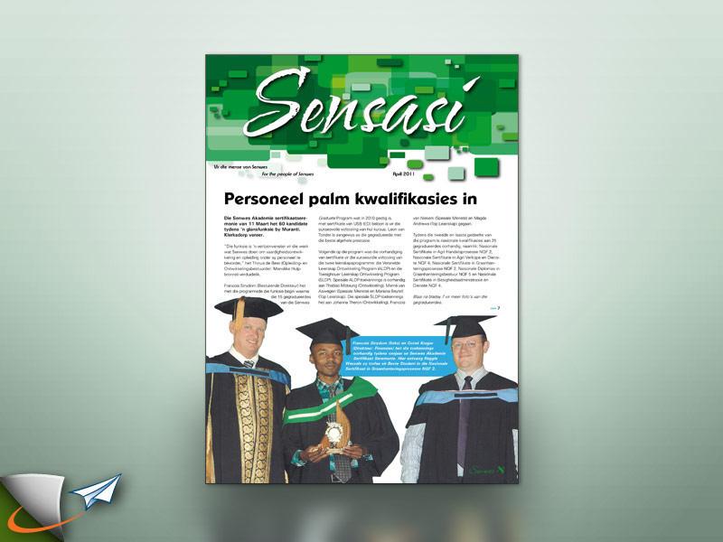 Sensasi magazine by Infoworks