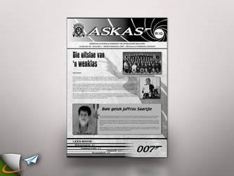 Askas quarterly magazine by Infoworks