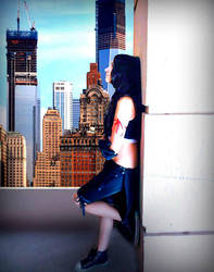 Tifa Lockhart by MikuChocoretto