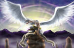 Guardian Angel by Animaker131