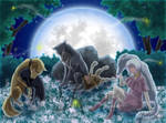 Wolf's Rain: We found Paradise by Animaker131