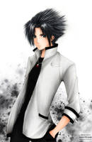 Sasuke by reirei18
