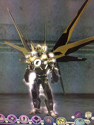 Gundam Wing v3 dcuo (DC Universe Online) by mouthuae