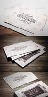 Cafe Business Card by vitalyvelygo
