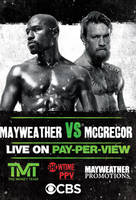 Floyd Mayweather vs Conor McGregor by LilouFranchise