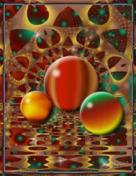 Christmas Pong III by jim373