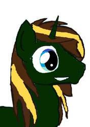 Here's mah hoarse. by CometTMortalAlicorn