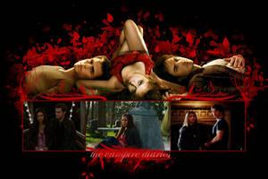 Vampire diaries by zastin