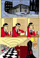 Fletcher Hanks pg1 by Concetta20