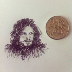 You know nothing Jon Snow by RachelDickison
