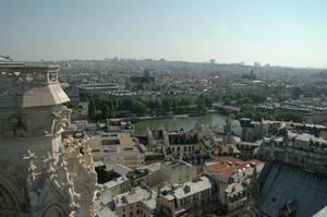 Stock - City Landscape by Cleonor