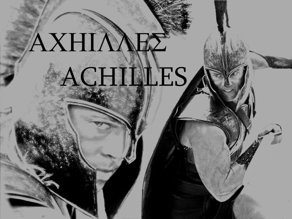 Achilles Wallpaper By Ssghayabusa On Deviantart