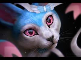 Pink Eyed Fairy by Chiakiro