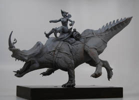 Monster Rider 2 by jerpelletier