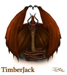 Timberrrrrrr by Voltaic-Soda