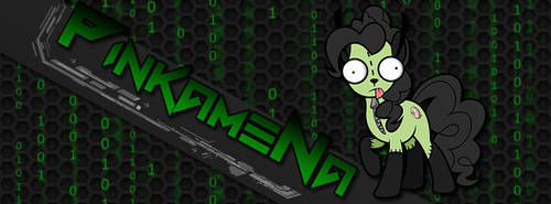 Girkamena (Pinkie Pie Facebook Cover) by GinoTotman