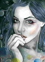 Mermaid's seduction by flutter-girl