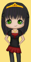 FA: Rockstar Chibi by Rope-Shrine-Maiden