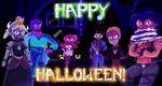 Halloween 2018! by REMcMaximus