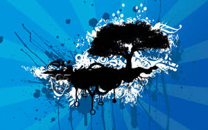 Vector Art Tree by pedro367