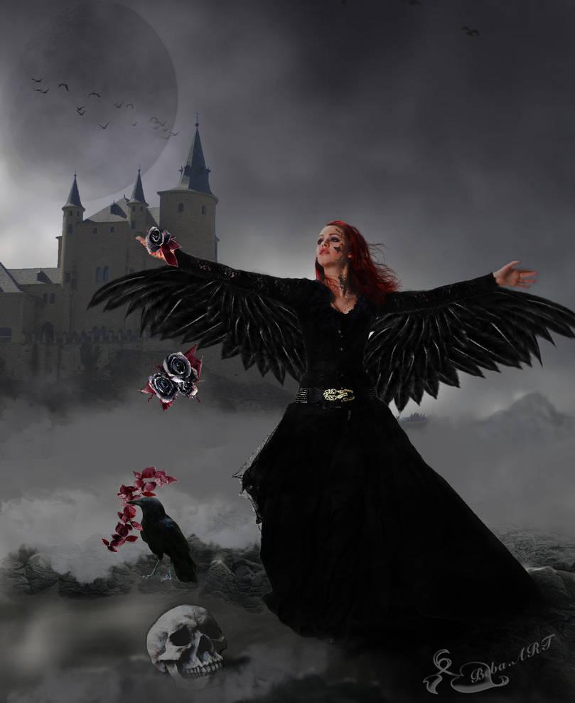 Evil Does Not Sleep by bebasv