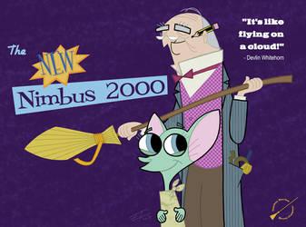 The New Nimbus 2000 by edgar1975