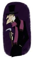 Ebenezer Scrooge by edgar1975