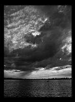 sky above by Giedzio