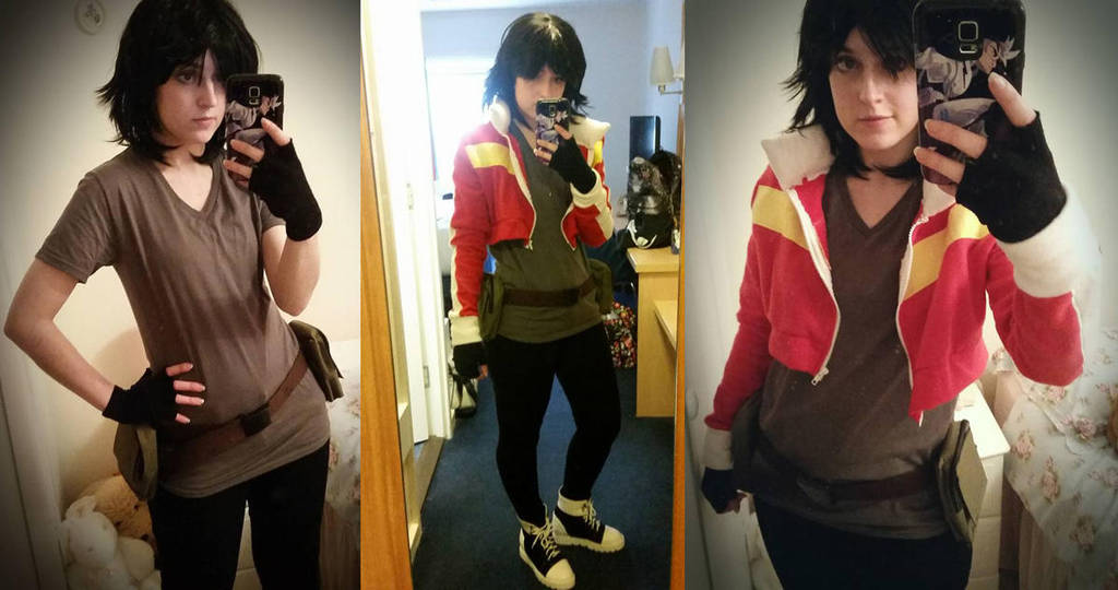 Voltron Keith Cosplay By Rbillustration On Deviantart