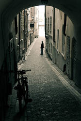 Stockholm street by h3-r3