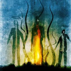 men of fire by Damagework