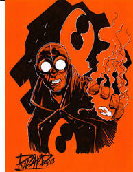 Lobster Johnson by NationalGeo