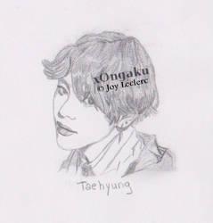 Taehyung by xOngaku