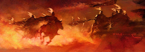 WAR II by Lorenzo-Lee