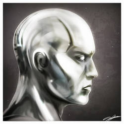 Silver Surfer by AndyFairhurst