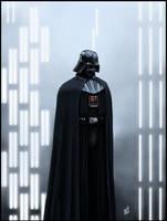 Darth Vader by AndyFairhurst