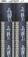 Imperial Stormtrooper WIP by AndyFairhurst