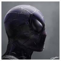 Spider-Man : Symbiote II by AndyFairhurst