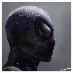 Spider-Man : Symbiote II by AndyFairhurst