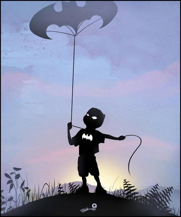 Bat Kid by AndyFairhurst