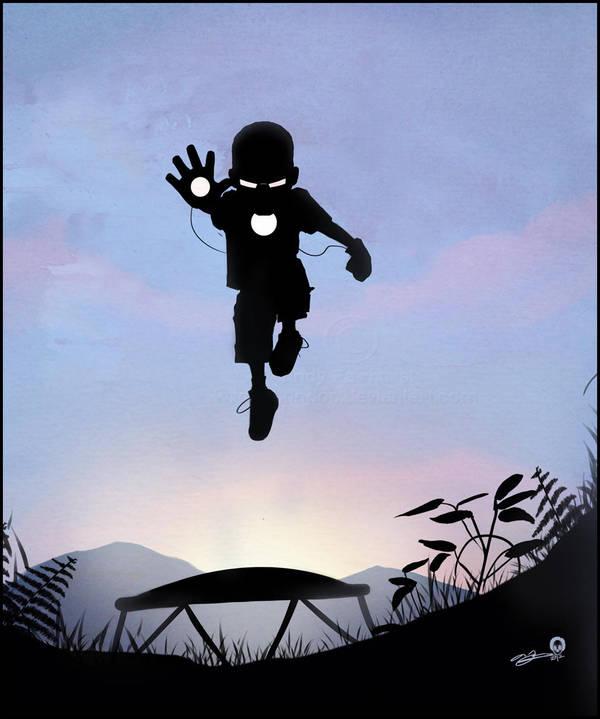 Iron Kid by AndyFairhurst