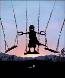 Magneto Kid by AndyFairhurst