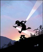 Flash Kid by AndyFairhurst