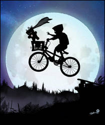 E.T. Kid by AndyFairhurst