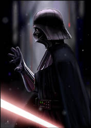 Lord Vader by AndyFairhurst