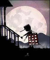 Dalek Kid by AndyFairhurst