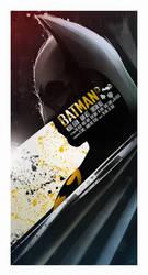 Batman 75 by AndyFairhurst